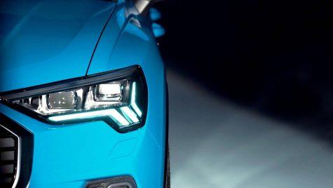 Audi Q3 – primul teaser. Va exista un plug-in hybrid în gamă?