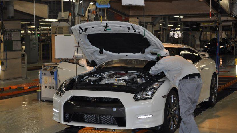 Nissan emisii