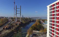 "Gabriela Firea: ""Podul peste Şoseaua Virtuţii e aproape gata!"""