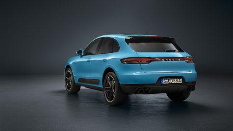 Porsche Macan facelift primește tehnologie de Panamera și un look nou