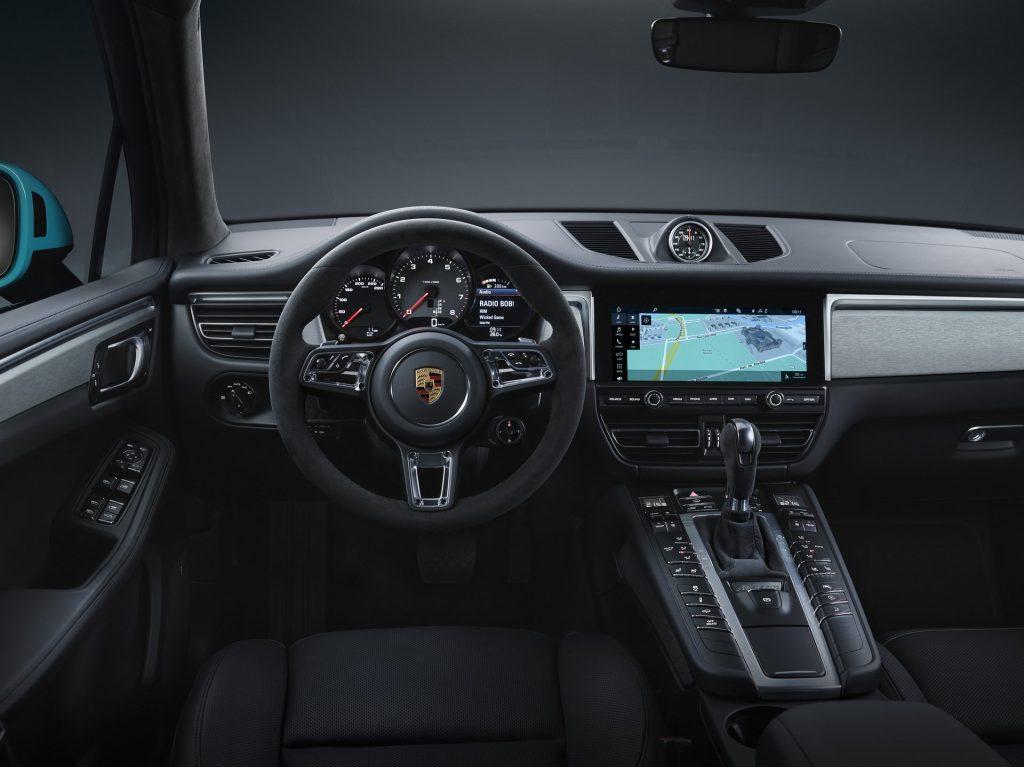 Porsche Macan facelift