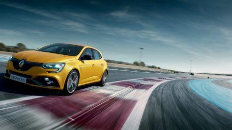 Noul Renault Megane RS Trophy – împins la extrem