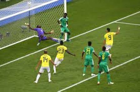 Senegal-Columbia