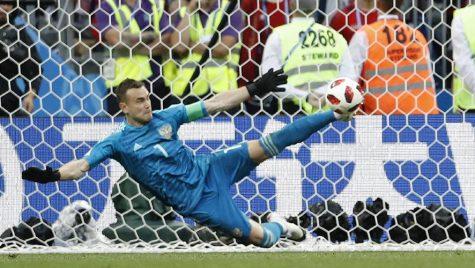 World Cup 2018- Meciul 51: Spania-Rusia 3-4