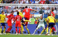 World Cup 2018- Meciul 59: Suedia-Anglia 0-2