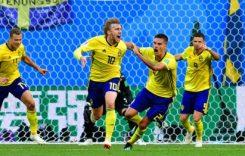 World Cup 2018- Meciul 55: Suedia-Elveția 1-0