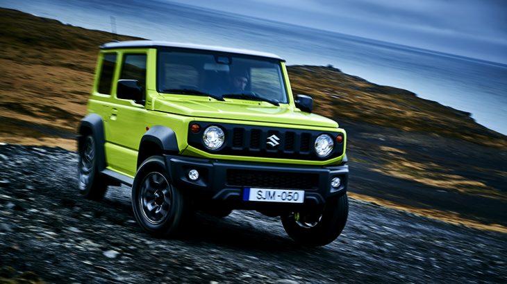 Suzuki Jimny va fi disponibil și cu cinci uși