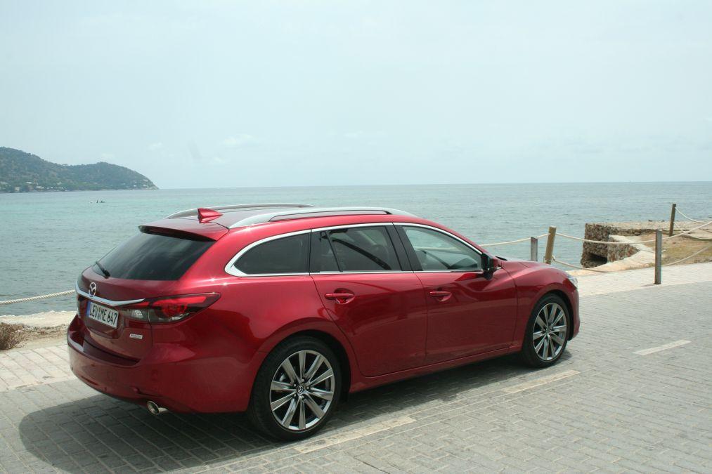 Test drive Mazda6 facelift 2018 (5)
