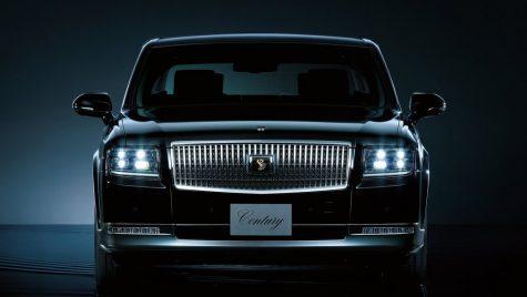 Century – Toyota a construit o mașină mai scumpă ca limuzinele de top de la Mercedes și BMW