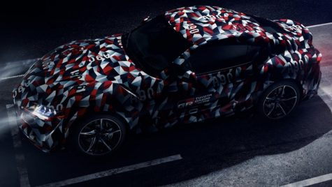 Noua Toyota Supra va debuta la Festivalul Vitezei de la Goodwood