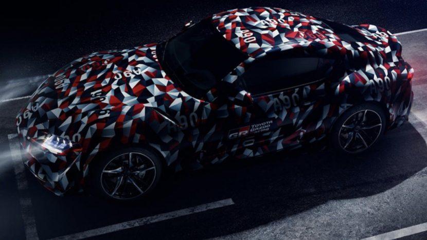 Toyota Supra 2