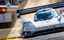 Volkswagen I.D. R este cea mai rapidă mașină electrică la Goodwood
