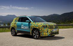Așa arată viitorul mini-SUV Volkswagen T-Cross la interior