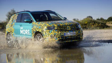 Volkswagen T-Cross – Primele detalii oficiale despre cel mai mic SUV de la Volkswagen