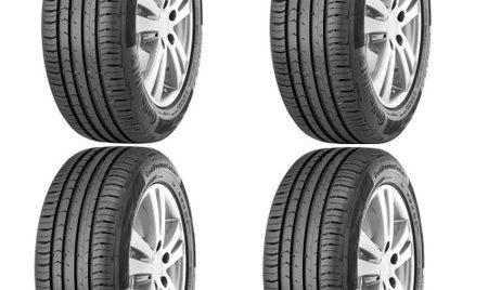 Continental vrea să doteze anvelopele cu senzori împotriva acvaplanării