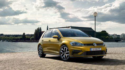 Volkswagen Golf este cea mai bine vândută mașină în Europa. Dacia e în top 20 cu două modele