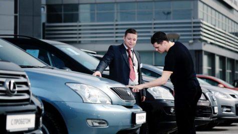 Importul de mașini rulate în România