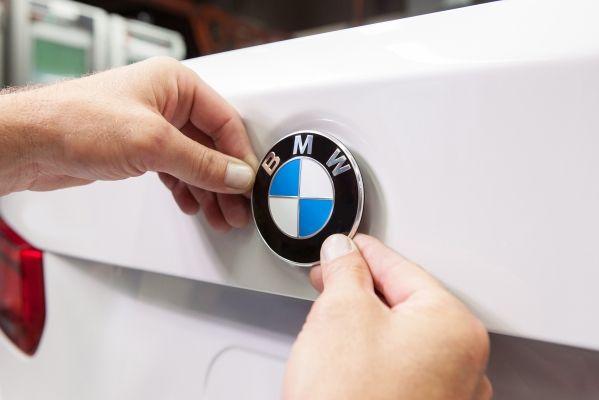 rețeaua de producție BMW