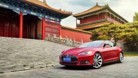 Și Tesla va construi mașini în China