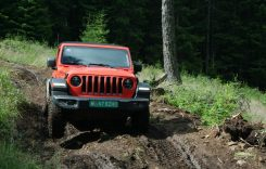Test drive Jeep Wrangler
