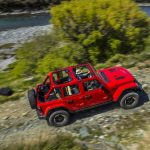 test drive Jeep Wrangler Rubicon 2018