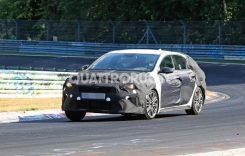 Kia Proceed – Un teaser arată spatele mașinii