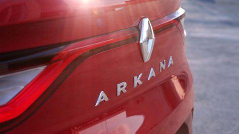 Renault Arkana va fi prezentat la Salonul Auto de la Moscova