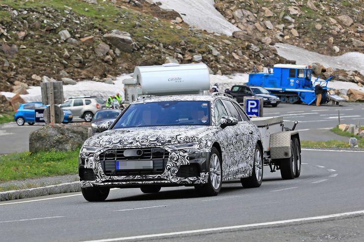 Audi A6 AllRoad Paris