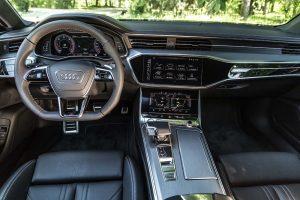 Audi A7 Sportback 50 TDI Quattro - test în România