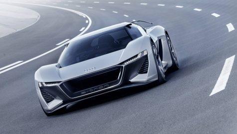 Oficial: Conceptul  Audi PB18 e-tron vine din viitor