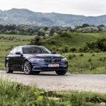 test BMW 530e 2018