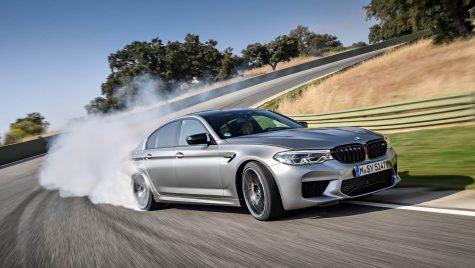 Noul BMW M5 Competition – Zeci de fotografii