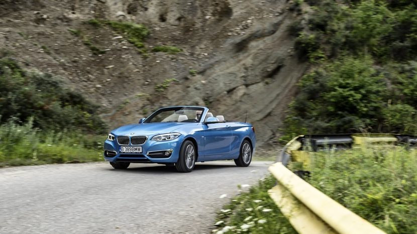 BMW Seria 2 Cabrio - BMW 220i Cabrio (1)