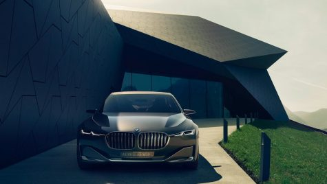 BMW Seria 9 – Asta este mașina care va lupta de la egal la egal cu Mercedes-Maybach
