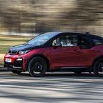 Test drive - BMW i3s