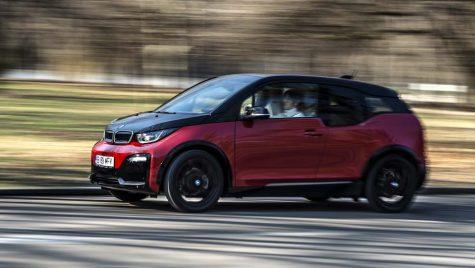 Test drive – BMW i3s