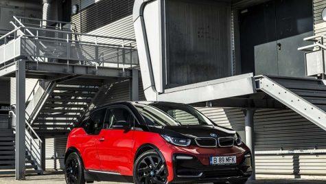 BMW i3 şi BMW i3s primesc un update la capitolul autonomie