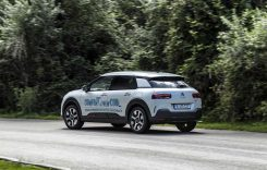 Test drive – Citroen C4 Cactus 1.2 110 EAT6 Shine