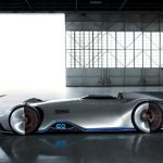 Conceptul Mercedes-Benz EQ Silver Arrow (1)
