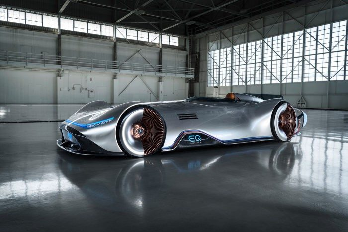 Conceptul Mercedes-Benz EQ Silver Arrow (9)