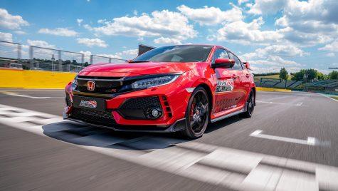 Honda Civic Type R este cea mai rapidă mașină cu tracțiune față pe 5 circuite
