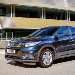 Honda HR-V facelift va fi disponibilă pe piața europeană din octombrie