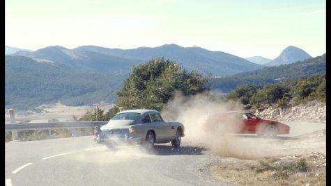 Martin. Aston Martin. Englezii vor construi 25 de mașini DB5 Goldfinger exact ca a lui James Bond