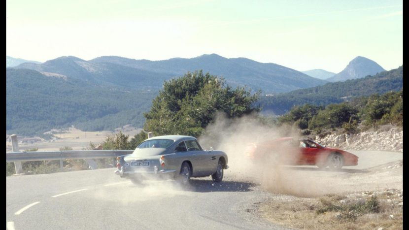 James Bond Aston Martin DB5 (4)