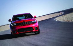 Test drive – Jeep Grand Cherokee Trackhawk