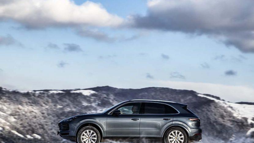 Test în România: Porsche Cayenne - Născut sportiv