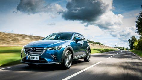 Mazda CX-3 facelift vine cu motor nou