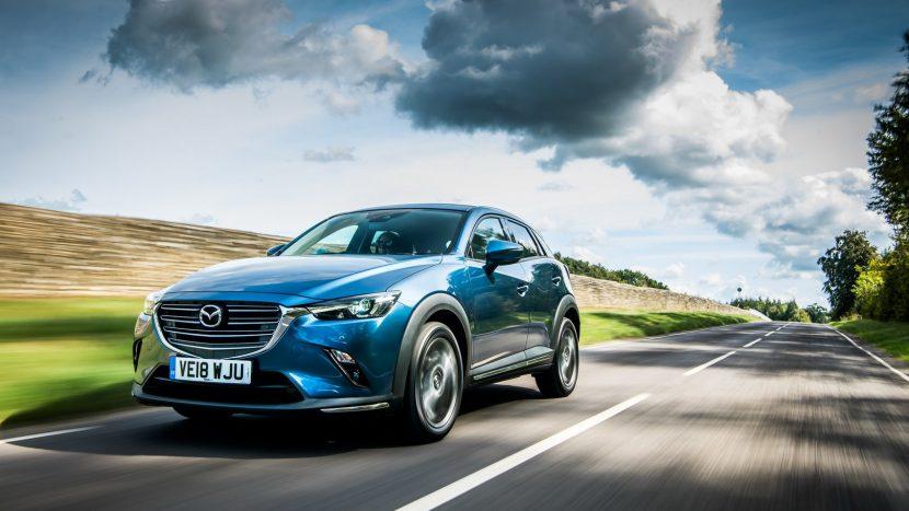 Mazda CX-3 facelift (1)