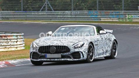 Mercedes-AMG GT R Roadster – Nemții taie acoperișul supercar-ului