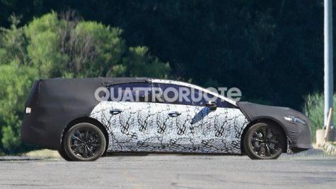 Primele fotografii spion cu Mercedes-Benz EQS, rival pentru Model S de la Tesla
